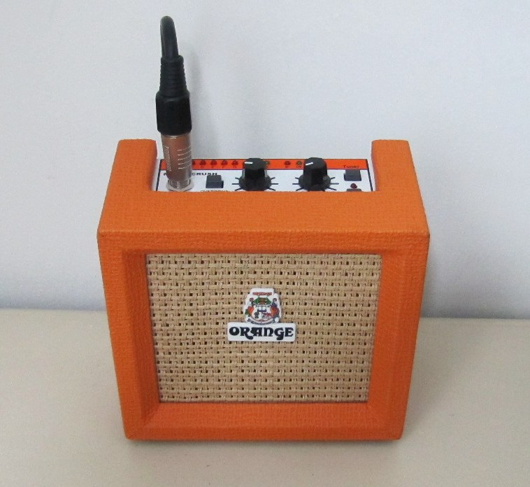 A Dual Review Of Vox Ac1 And Orange Micro Crush Pix