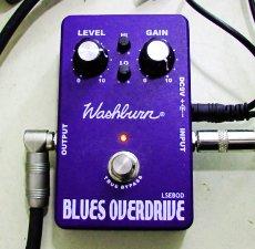 washburn blues overdrive pedal review. Black Bedroom Furniture Sets. Home Design Ideas
