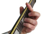 How to play C power chord on a guitar