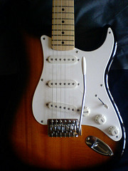 Thumbnail of a Fender Stratocaster Guitar