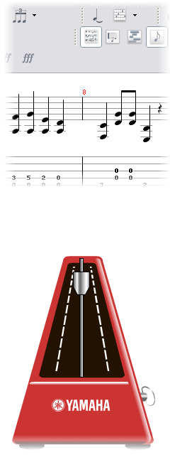 Easy Guitar Tabs  Guitar Players Toolbox