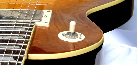 Switch Toggle - Electric Guitar